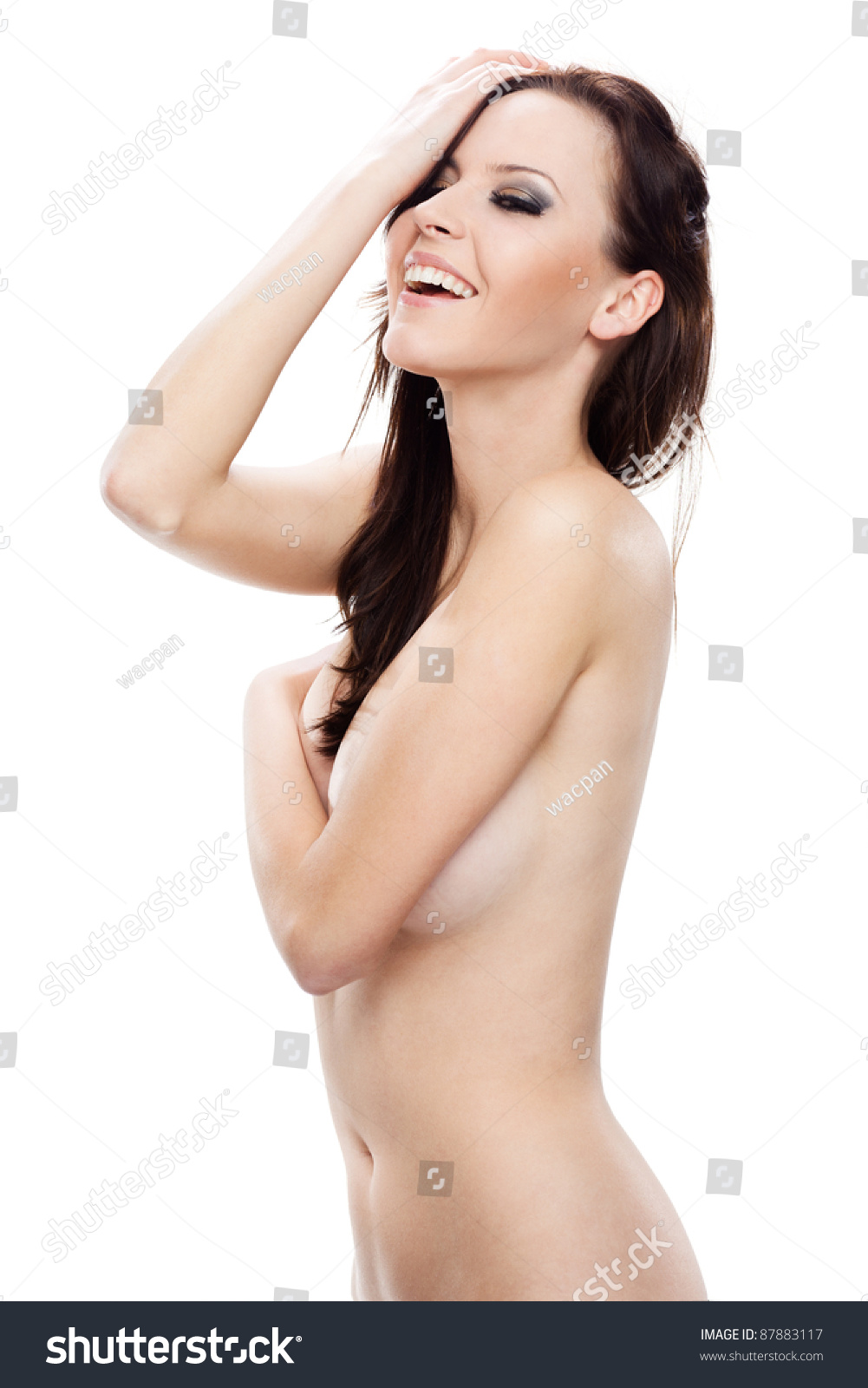 Her Naked Breast 99