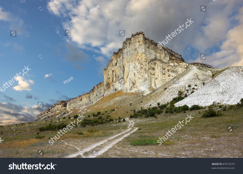 """""""Belaya Skala"""" Famous Limestone Mountain, One Of Landmarks ..."""