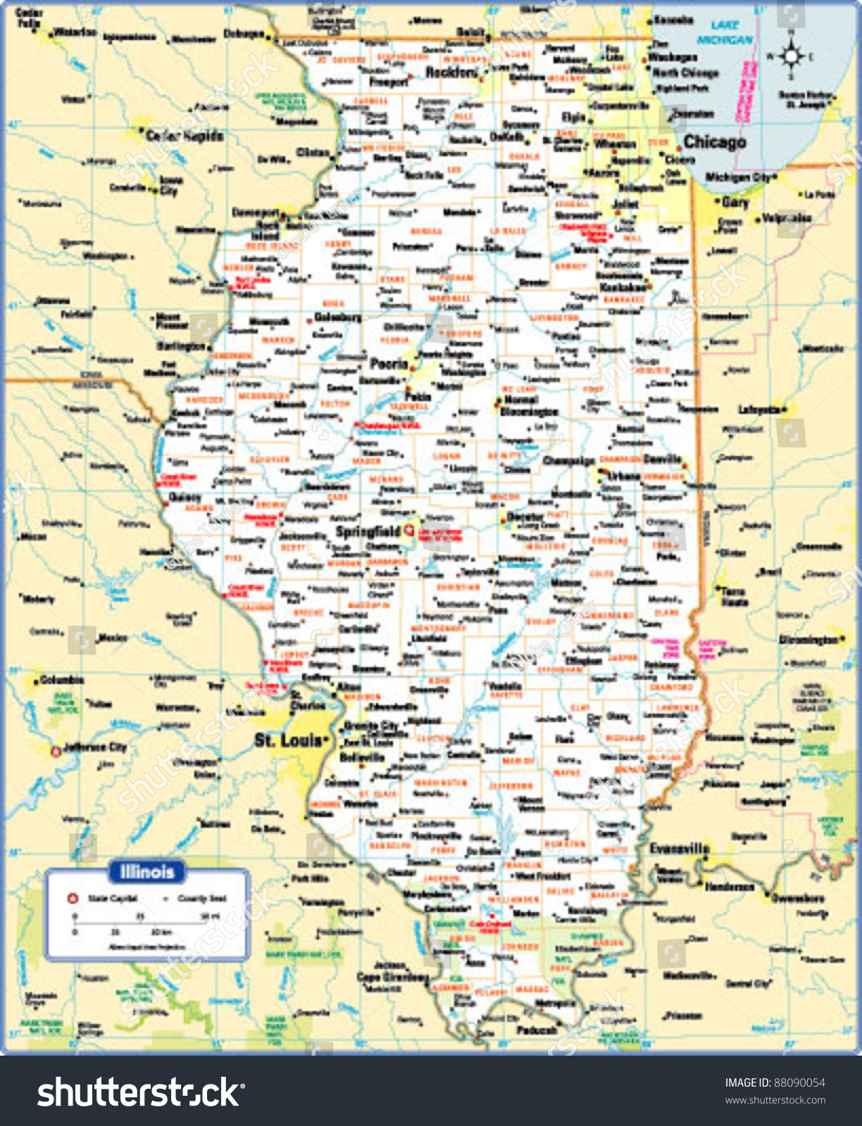 Collection Of Diagram Map Of Illinois Chicago Millions Diagram - Chicago map northwest suburbs