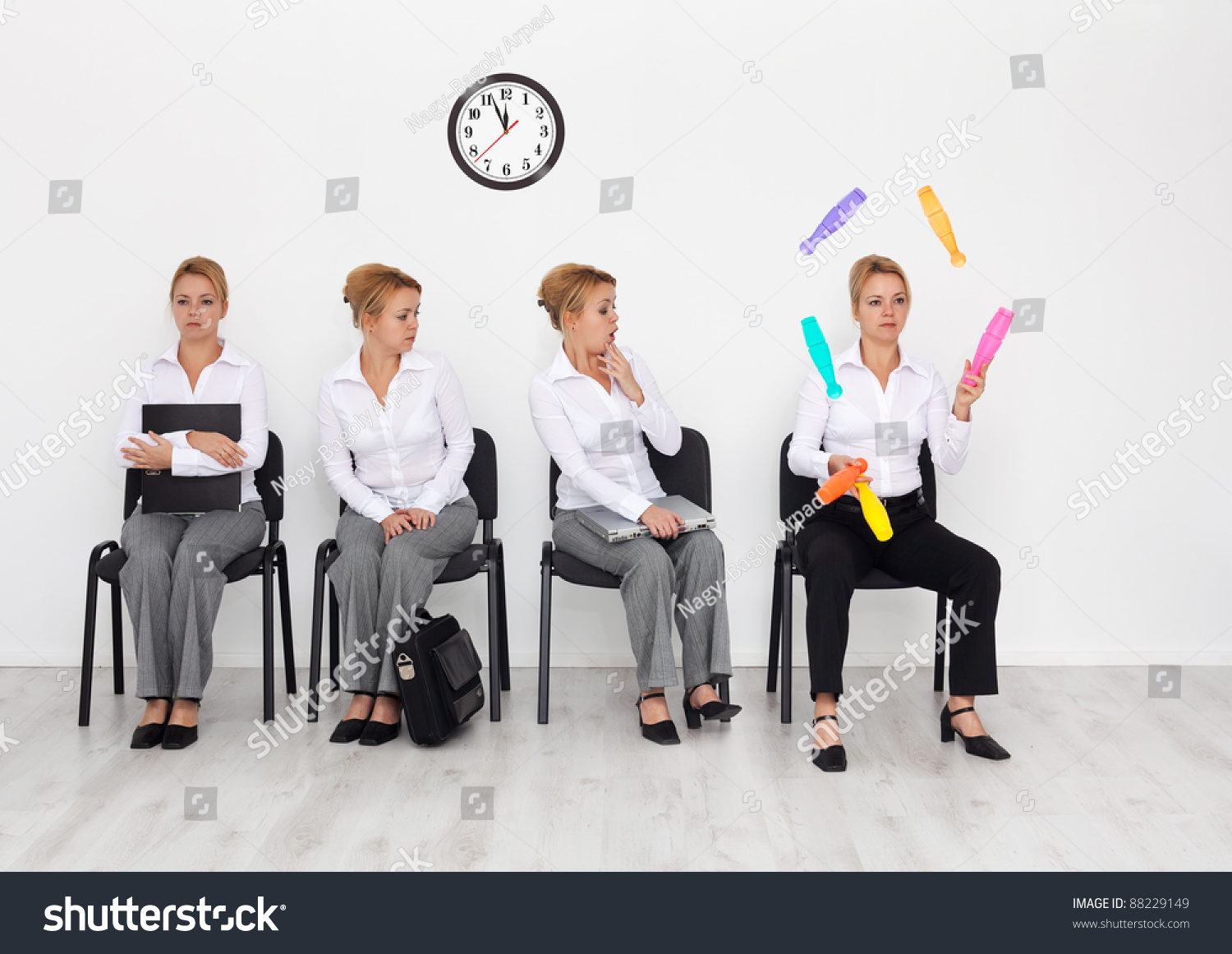 employees special skills wanted concept juggler stock photo employees special skills wanted concept the juggler