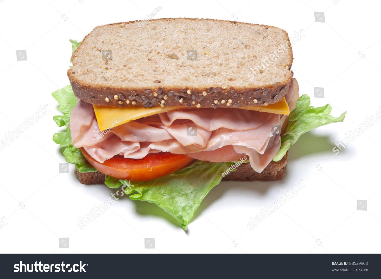 Stock Turkey Sandwich Clipart Wwwmiifotoscom