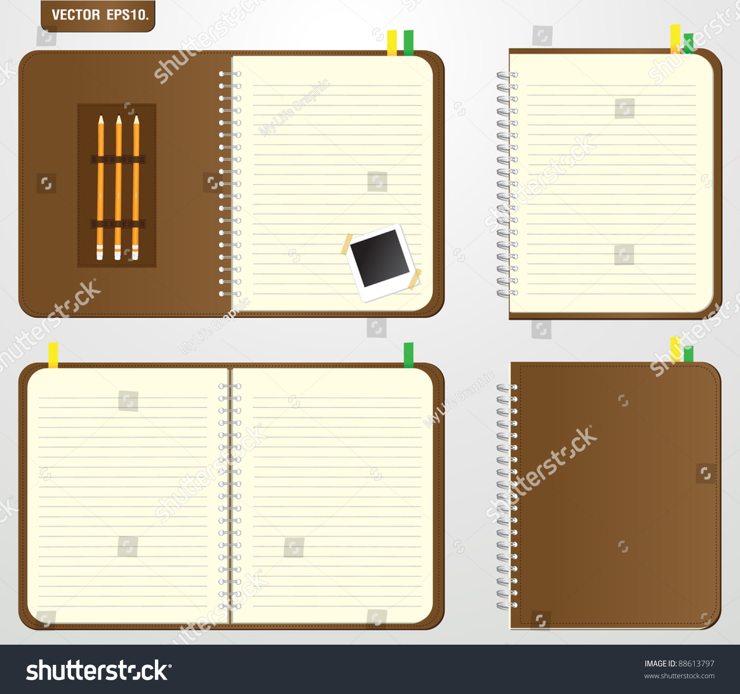 how to keep a notebook