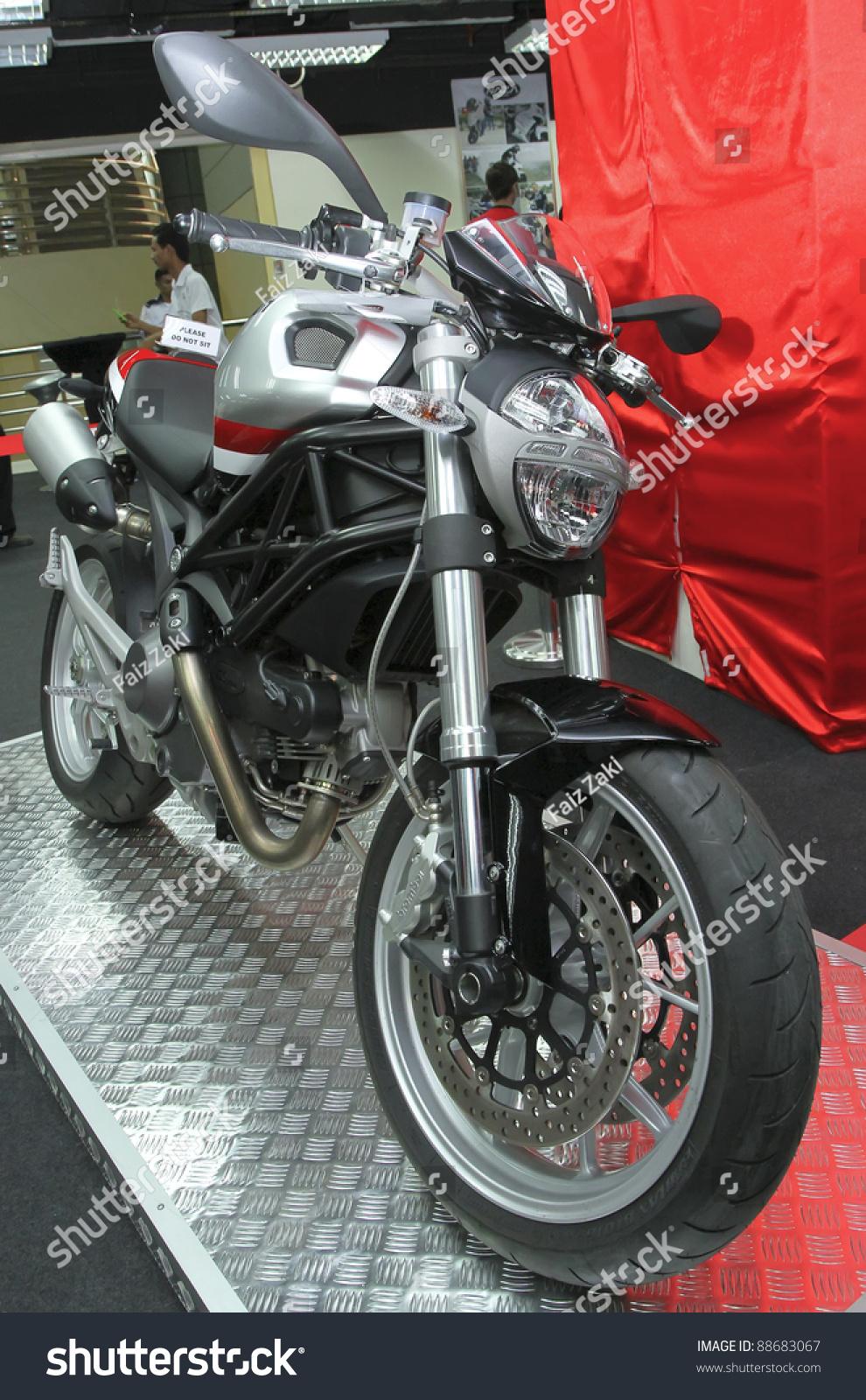 Kuala Lumpur Nov 12 Ducati Monster Stock Photo Edit Now 88683067