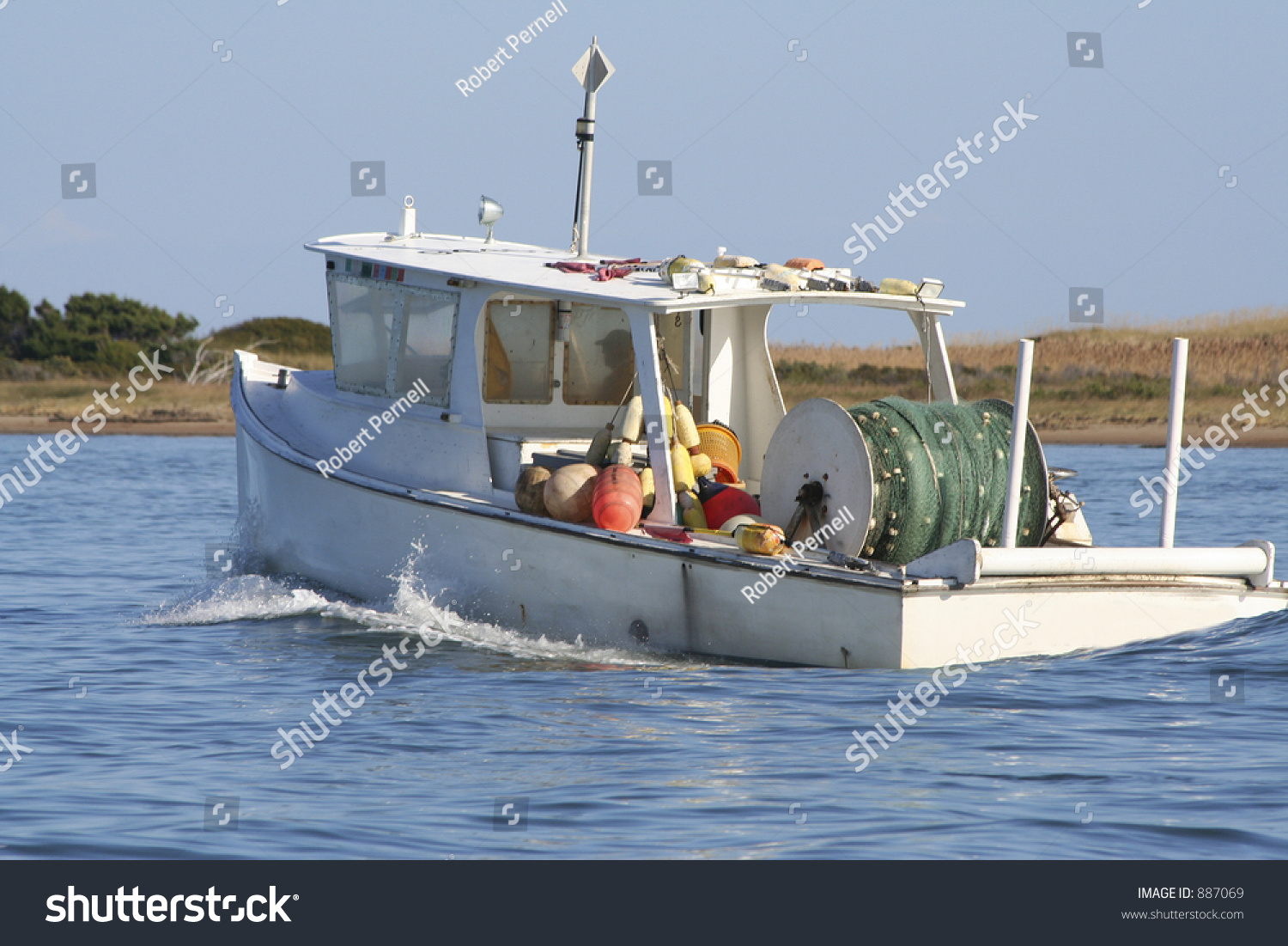 Commercial fishing boat stock photo 887069 shutterstock for What is commercial fishing