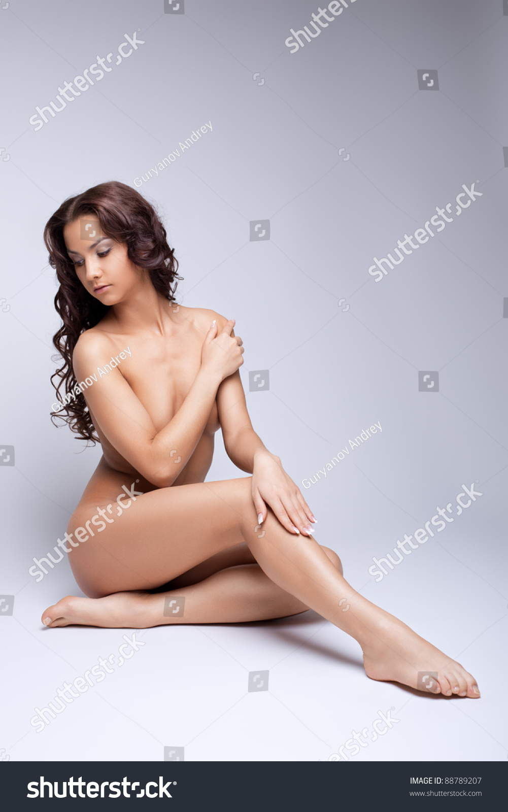 Posing Nude For Art 112
