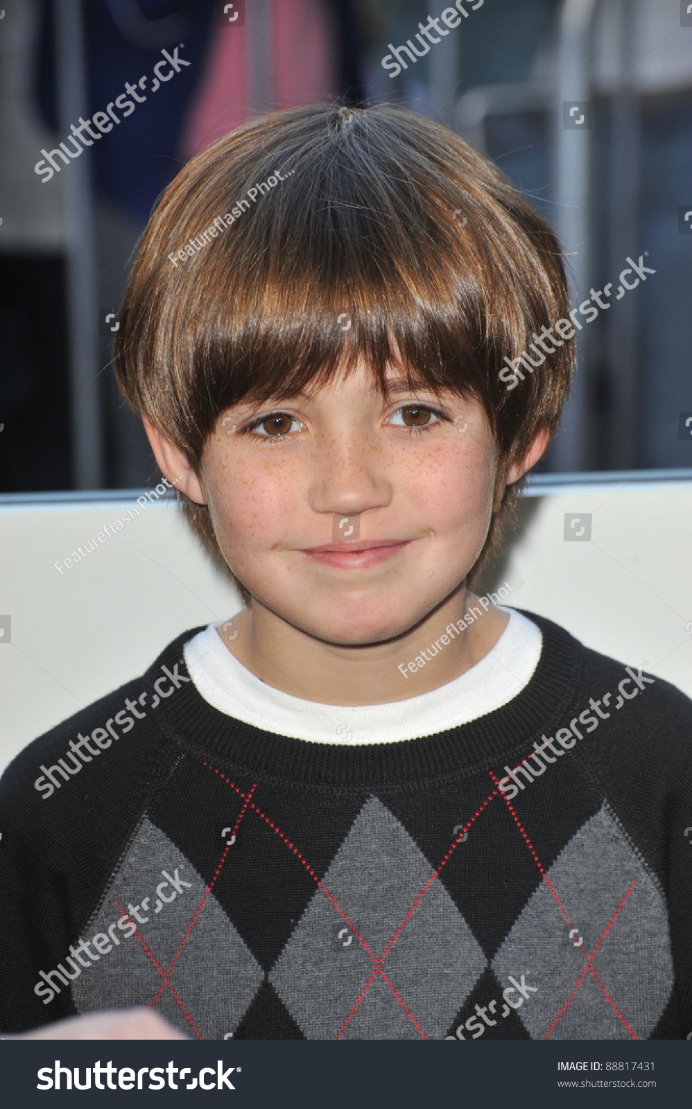 "Preston Bailey At The Premiere Of ""The Perfect Game"" At ..."