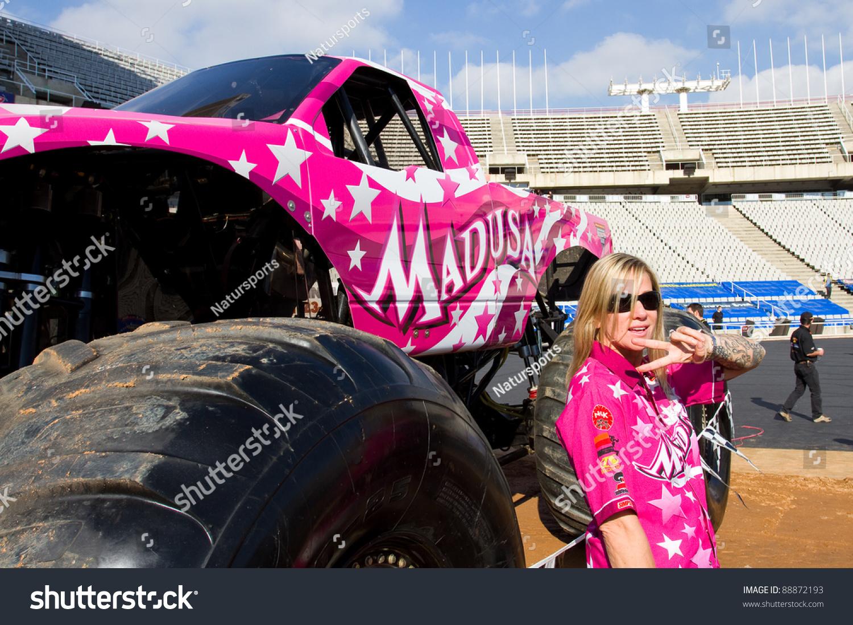 Barcelona November 12 Debra Miceli Driver Stock Photo Edit Now 88872193
