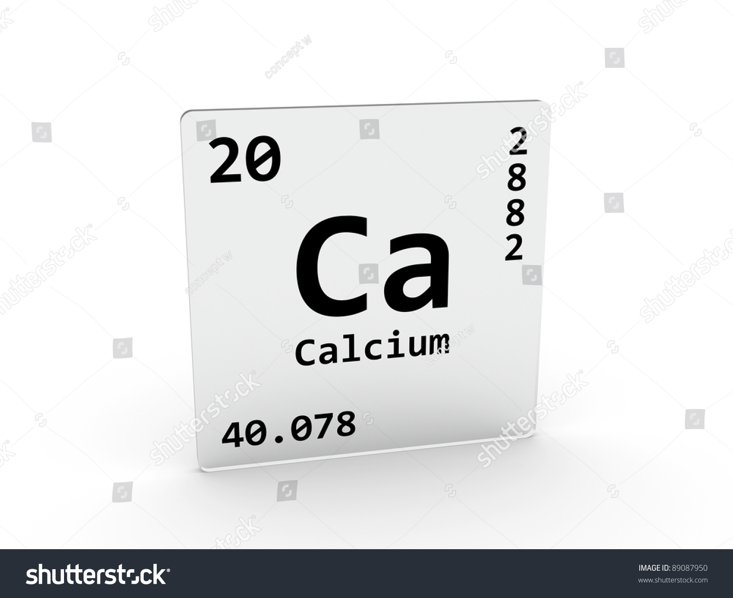Calcium symbol ca element periodic table stock illustration 89087950 calcium symbol ca element of the periodic table urtaz Gallery