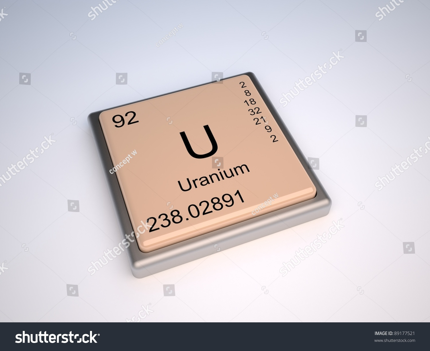Uranium element periodic table stock illustration 89177521 uranium element of the periodic table gamestrikefo Image collections
