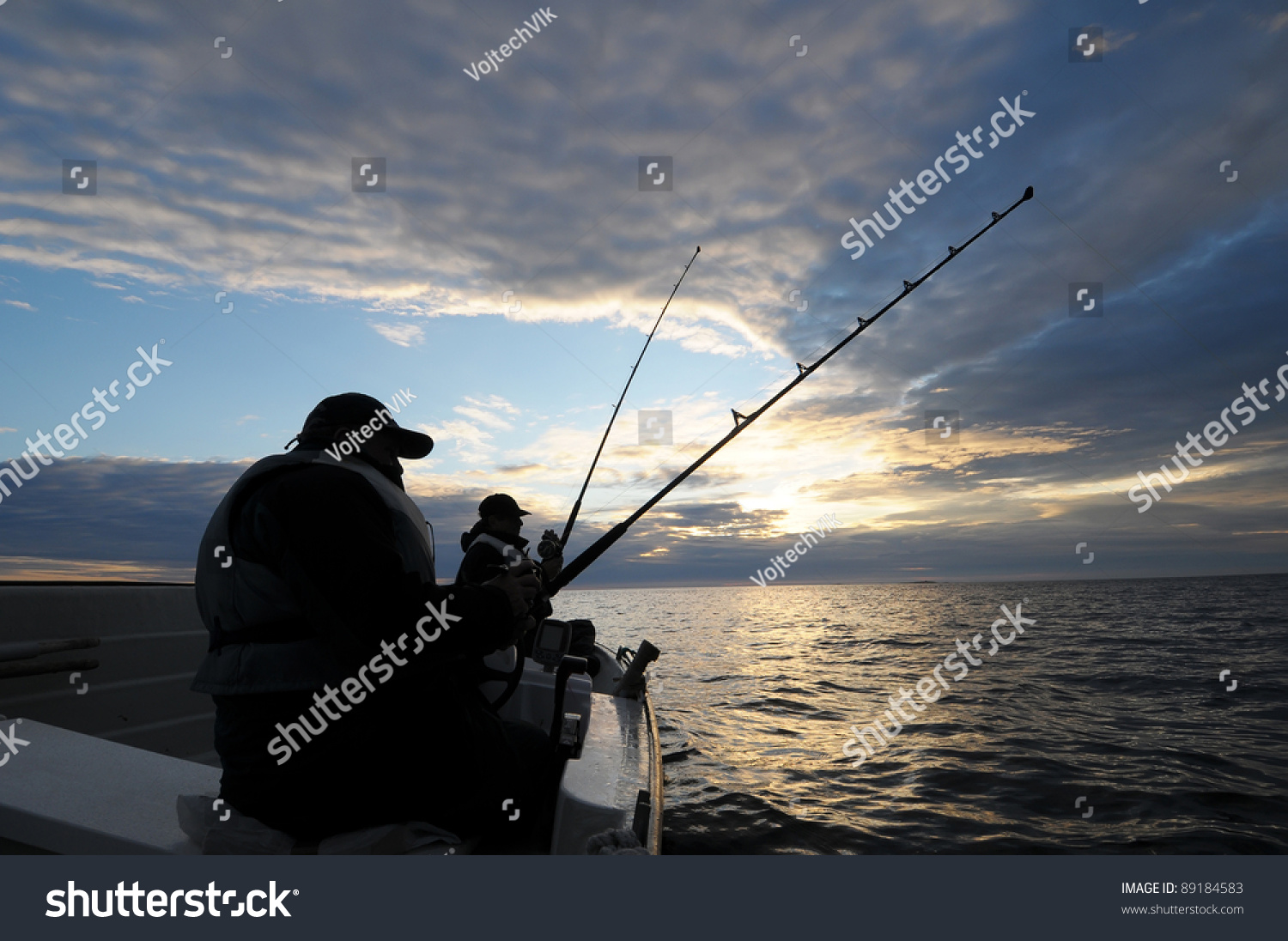 Fishing in norway stock photo 89184583 shutterstock for Fishing in norway