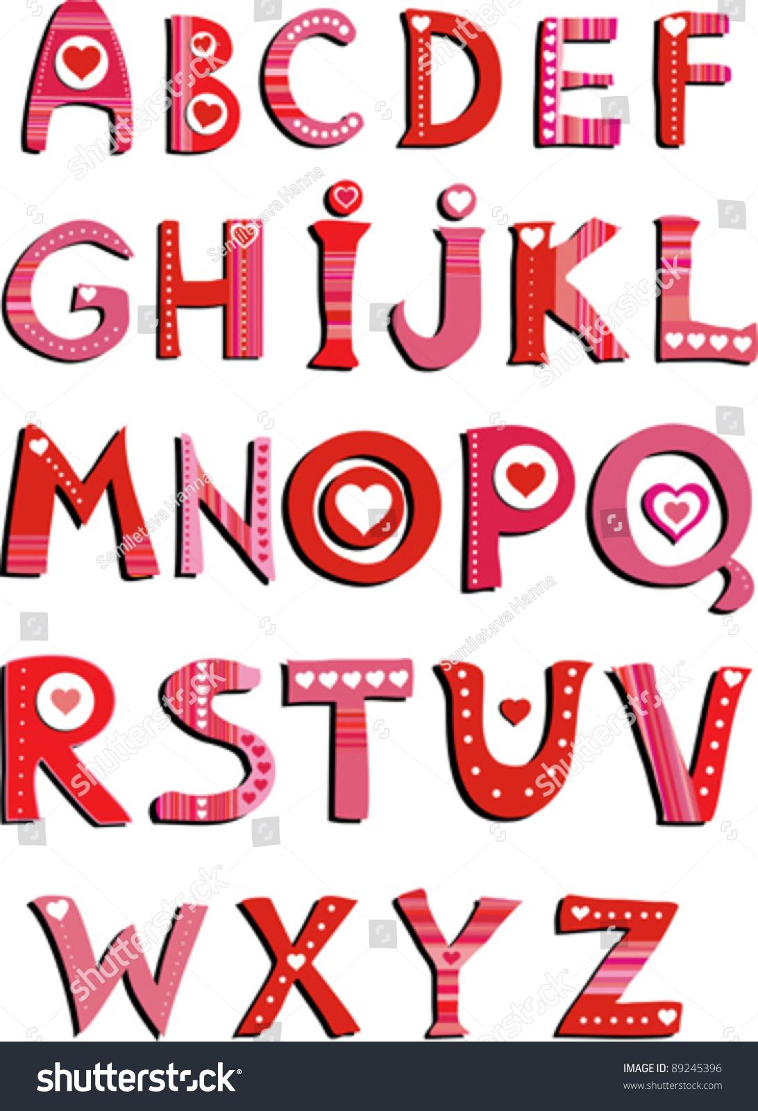 ak alphabet wallpaper in heart wwwimgkidcom the