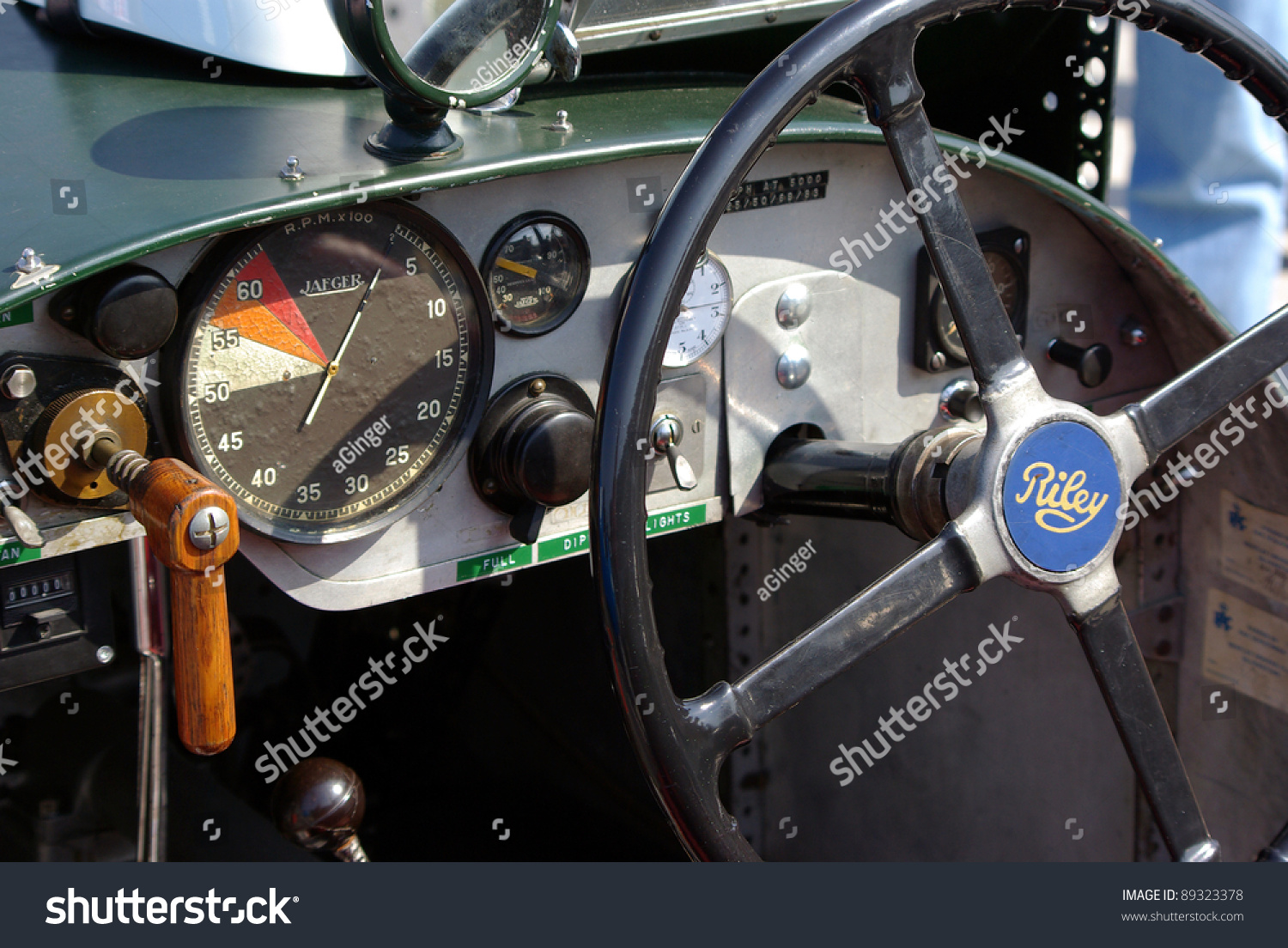 budapest september 17 interior of classic british riley racing car from 1930 39 s at velodrom. Black Bedroom Furniture Sets. Home Design Ideas