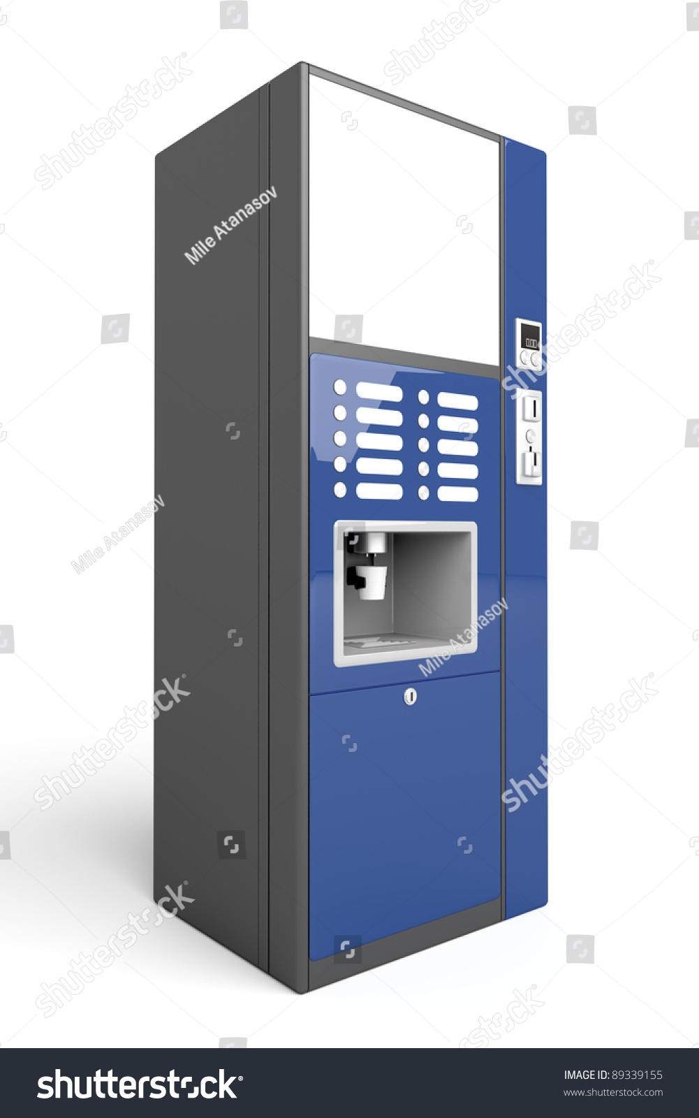 vending machine background