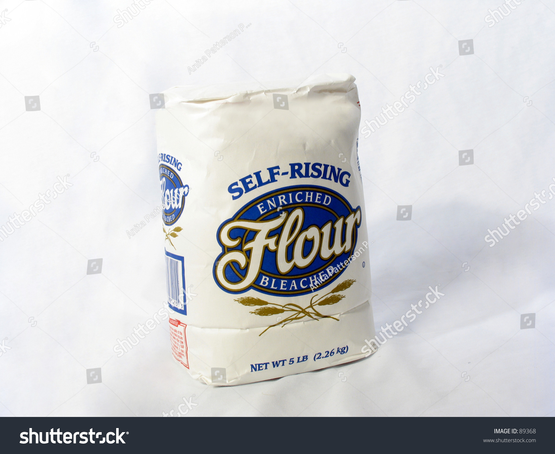 Bag Flour Stock Photo 89368 Shutterstock