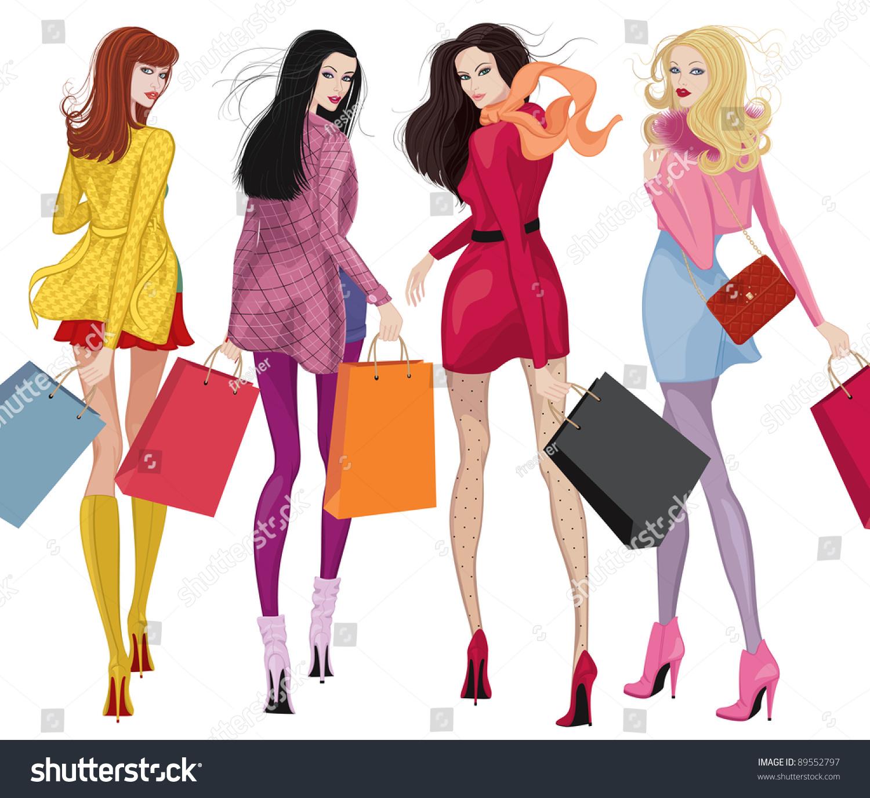 Shopping Bag Purse