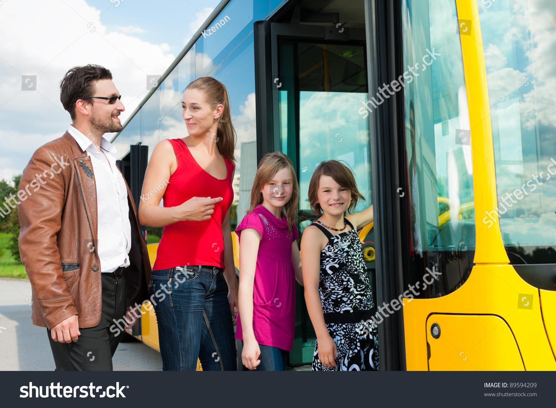 Фото в автобусы дівчата 1 фотография