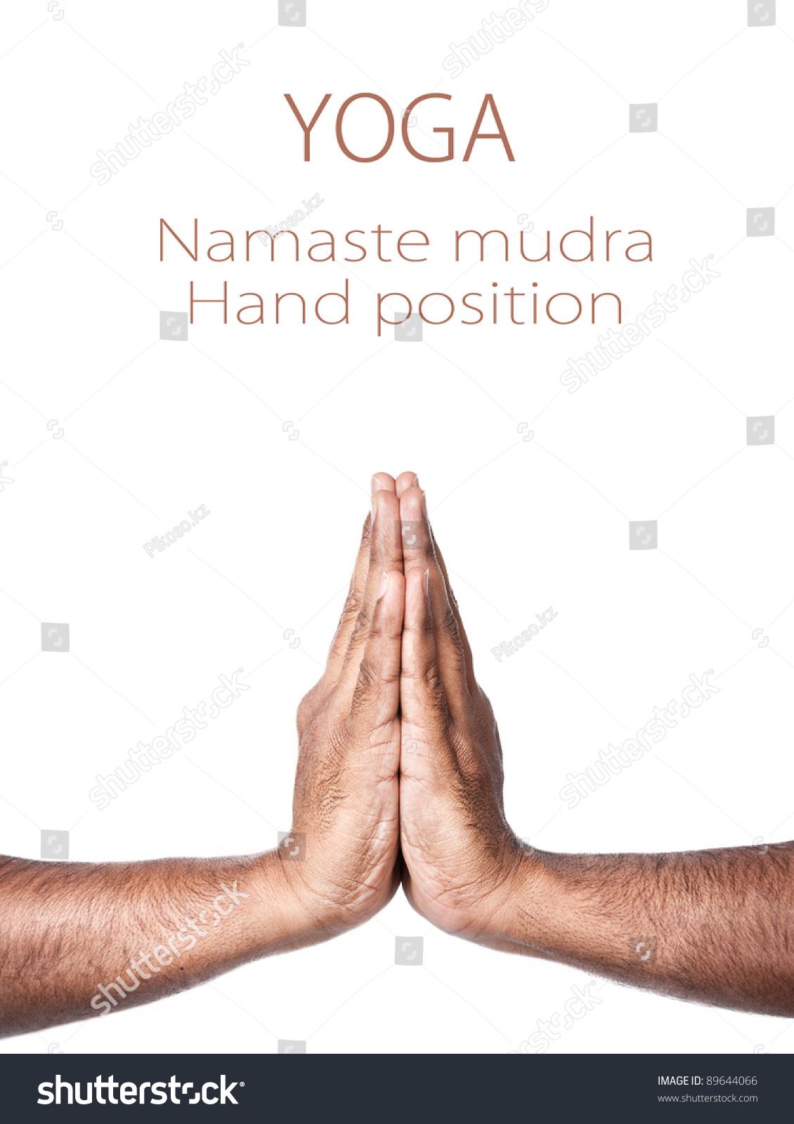 Hands Namaste Prayer M...