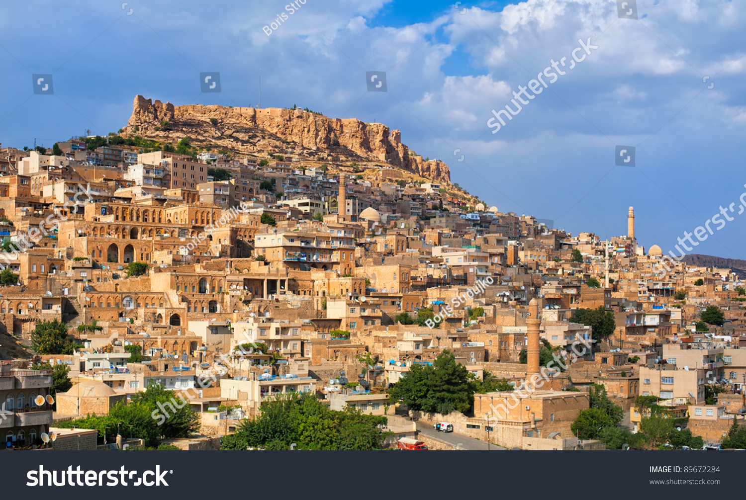Mardin Turkey  city images : Mardin, Small Town Near Diyarbakir In Turkey Stock Photo 89672284 ...