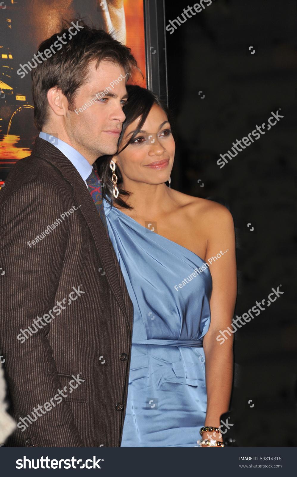 Rosario dawson dating 2010