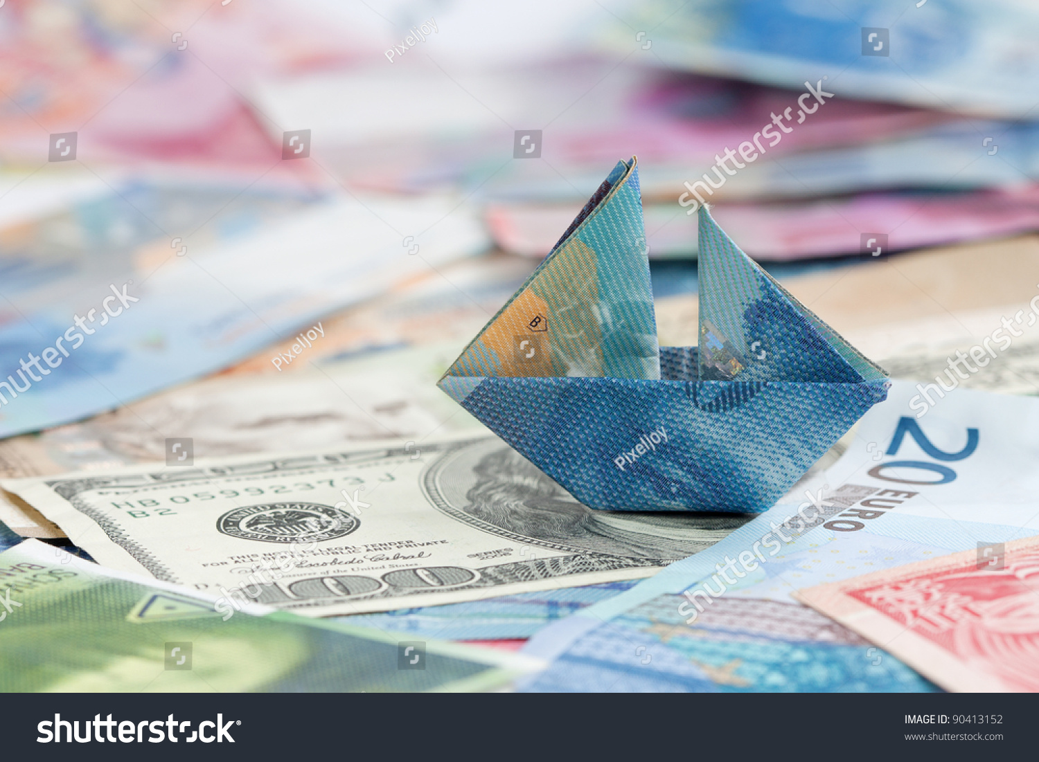 Symbol of france currency gallery symbol and sign ideas swiss france folded boat on world stock photo 90413152 shutterstock swiss france folded as boat on biocorpaavc