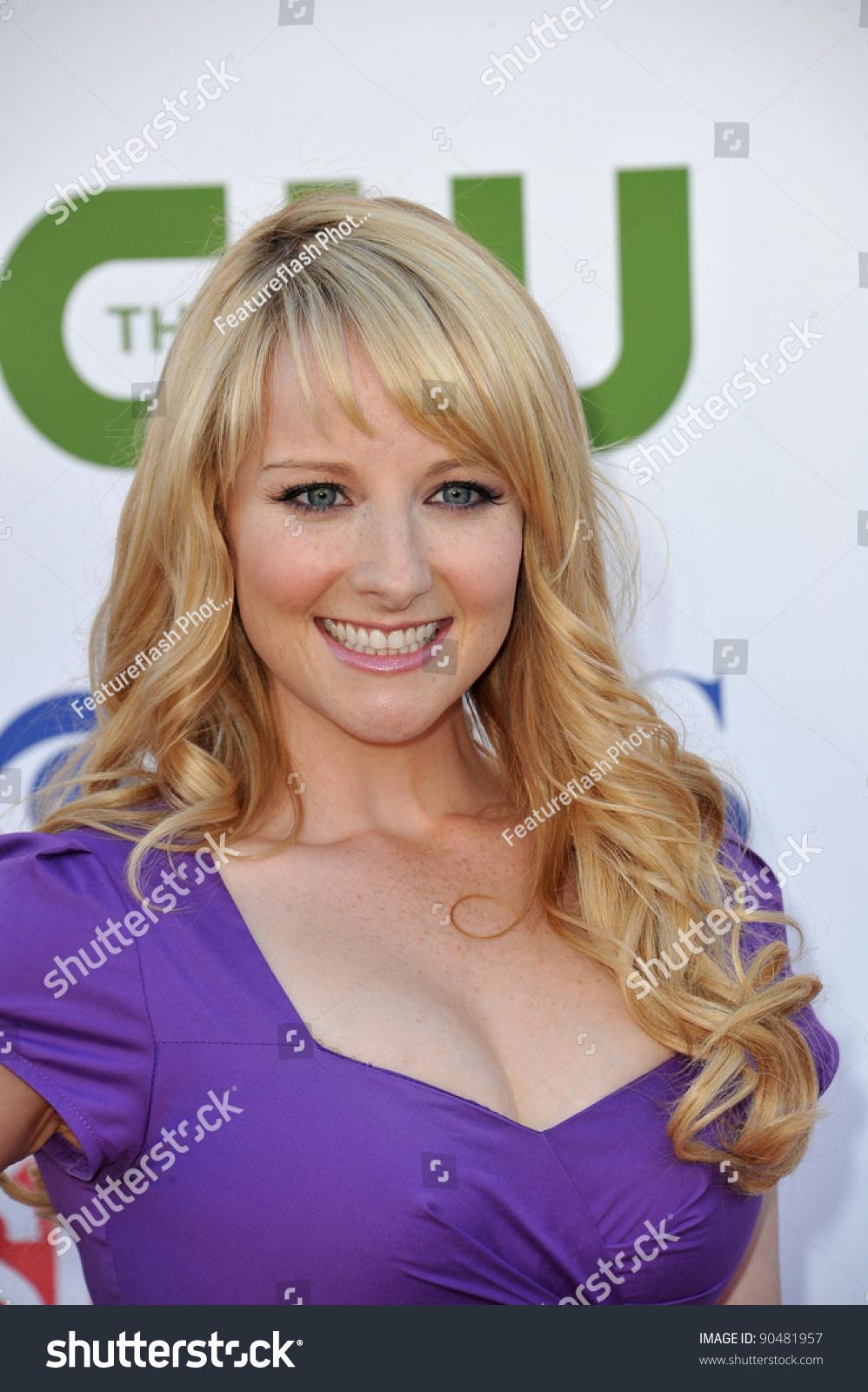 The Big Bang Theory Melissa Rauch