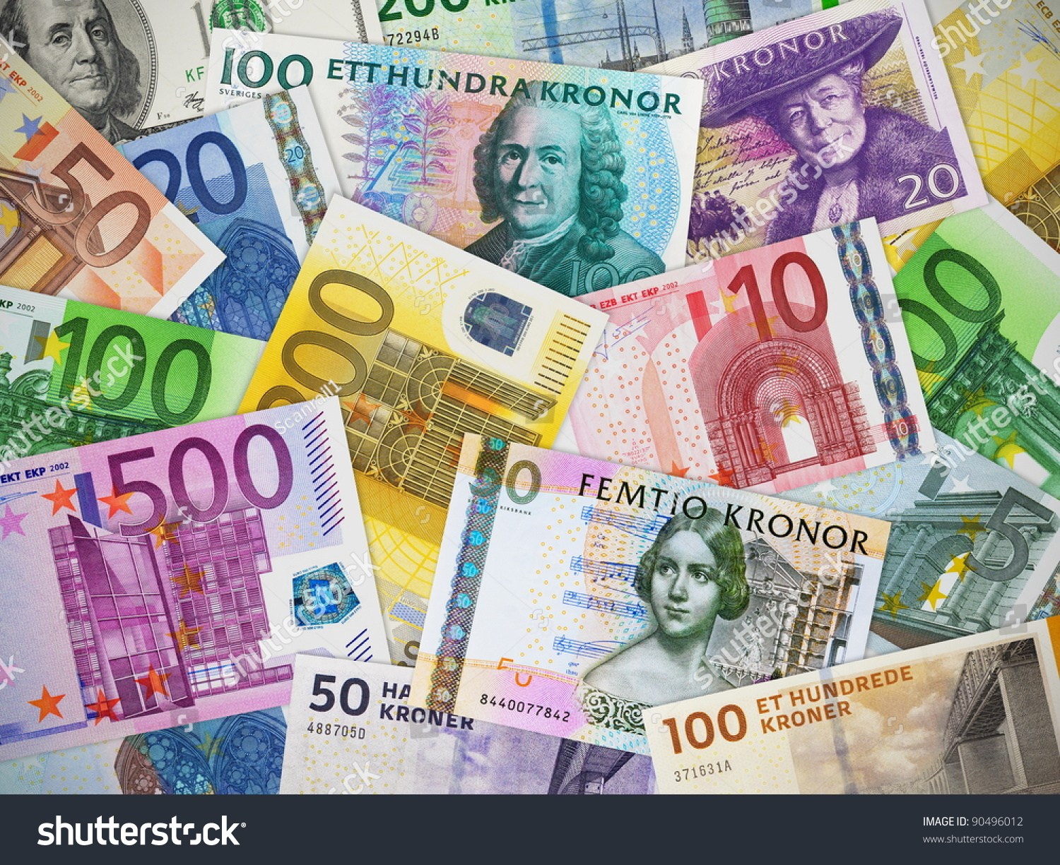 us dollars to swedish krona