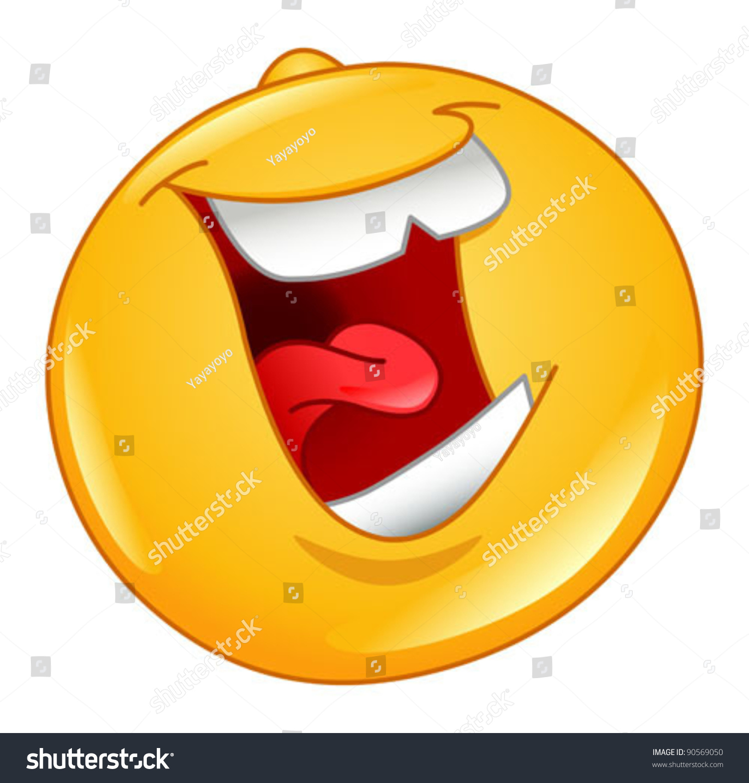 how to do cry laugh emoji facebook