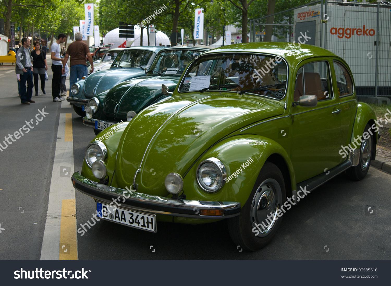 berlin may 28 different cars volkswagen beetle the. Black Bedroom Furniture Sets. Home Design Ideas
