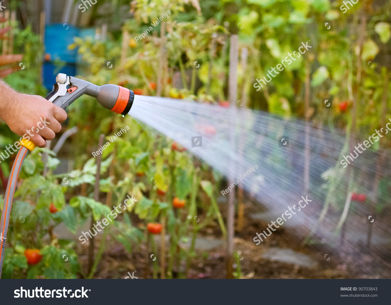 Garden Hand Sprinkler Clip Art – Cliparts