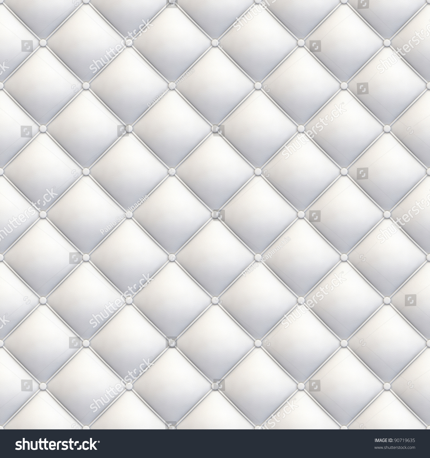 Leather white tile background gallery - Textuur tiling wit ...