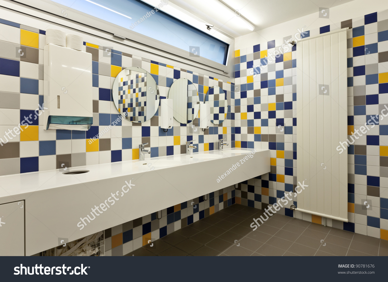 Nice School Bathrooms