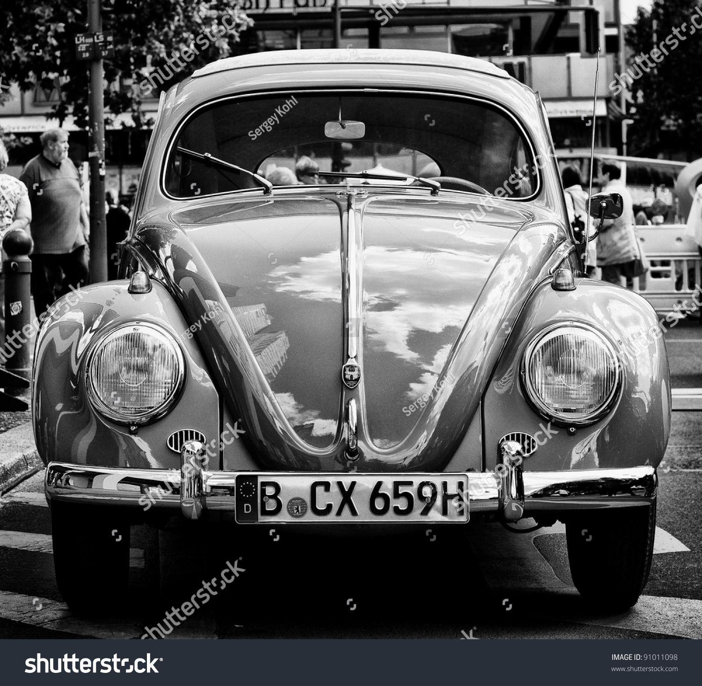 berlin may 28 car volkswagen beetle stock photo 91011098. Black Bedroom Furniture Sets. Home Design Ideas