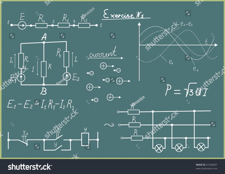 Electric Formula Diagram - Explore Schematic Wiring Diagram •