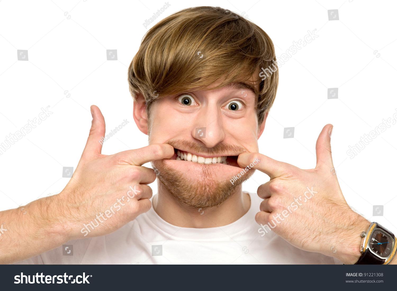 Растягивают рот фото 4 фотография