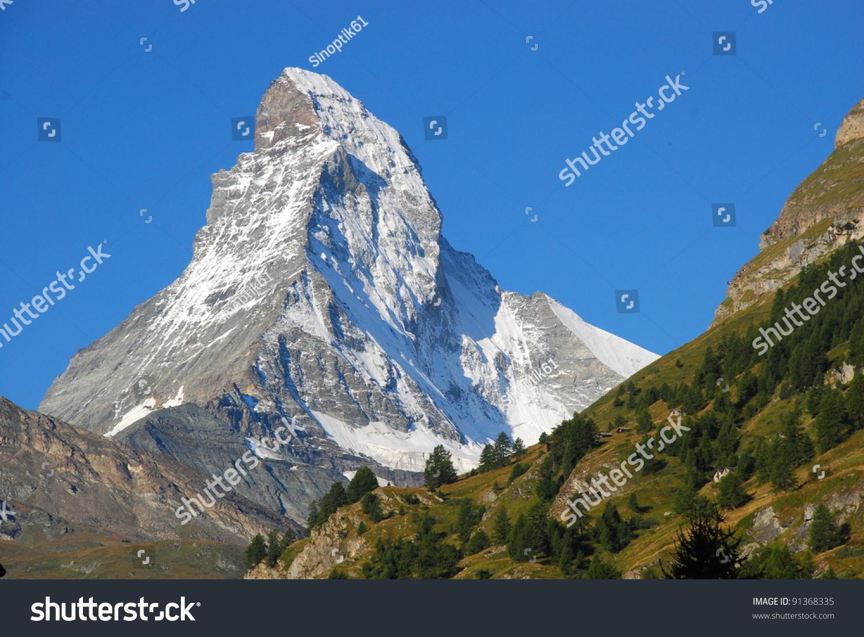 mountain country switzerland autumn mont blanc stock photo Camping Clip Art Outdoor Scene Clip Art