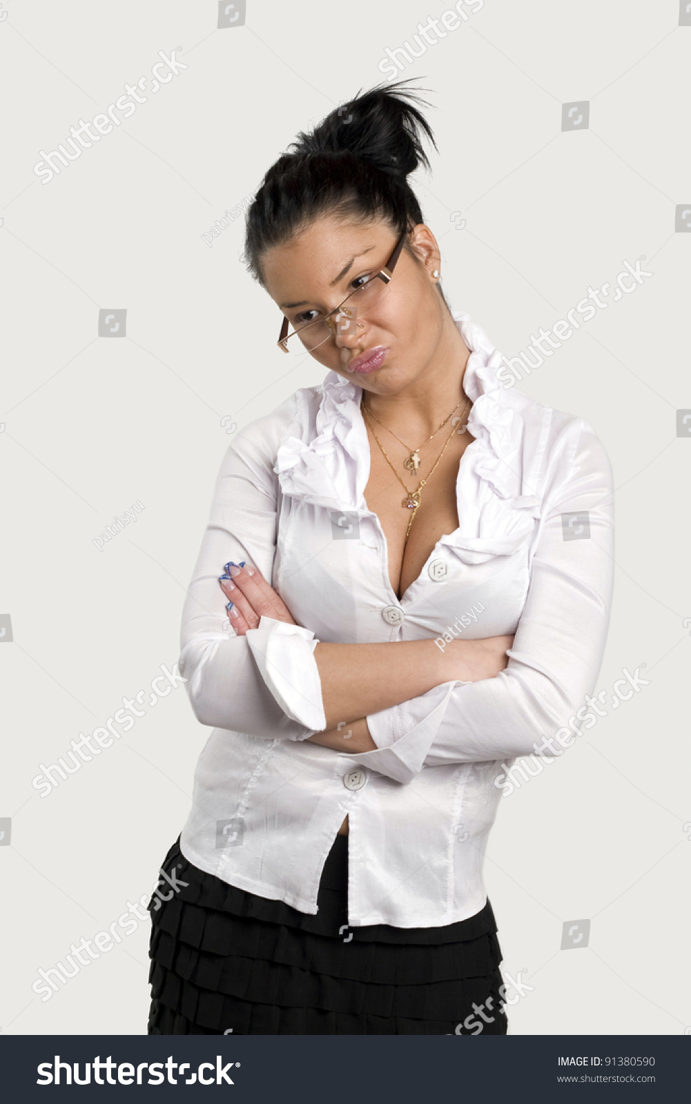 be angry sex teacher calvage stock photo (edit now) 91380590