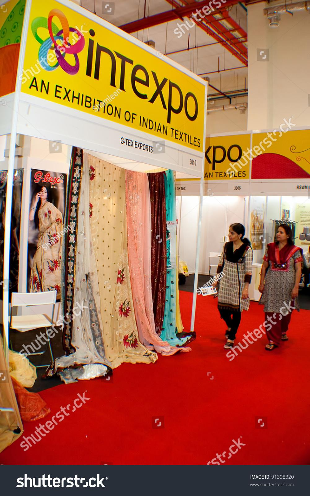 Exhibition Booth Rental Kuala Lumpur : Kuala lumpur november unidentified visitor walk pass