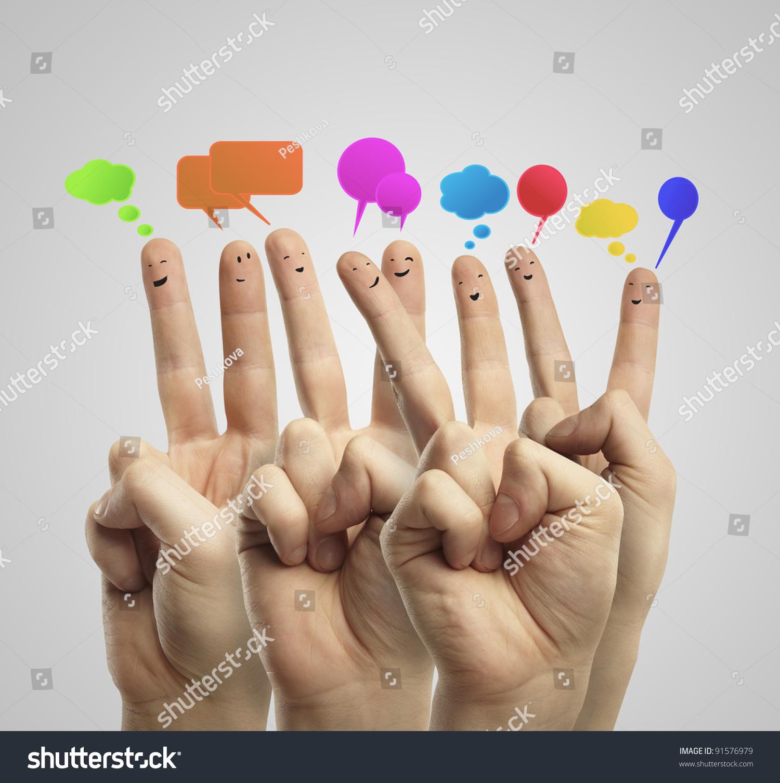 bubbles on finger #11