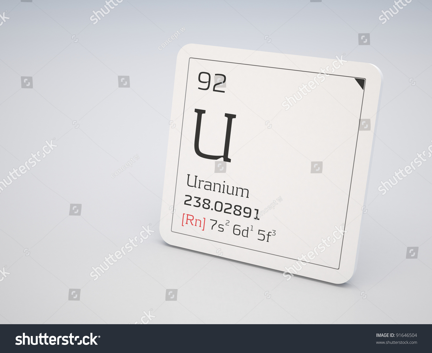 Uranium element periodic table stock illustration 91646504 uranium element of the periodic table gamestrikefo Image collections