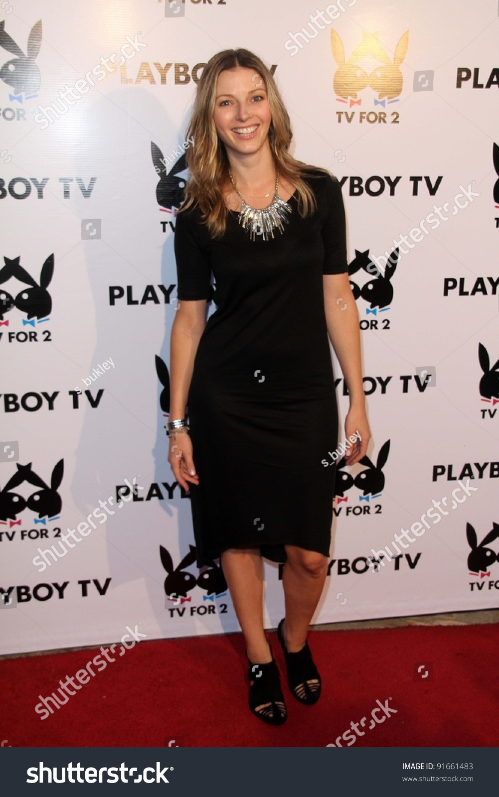 rachel perry playboy tv tv 2 stock photo & image (royalty-free