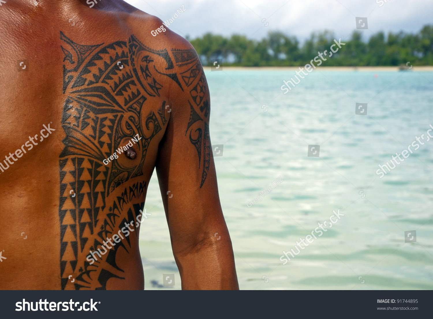 cook islands men