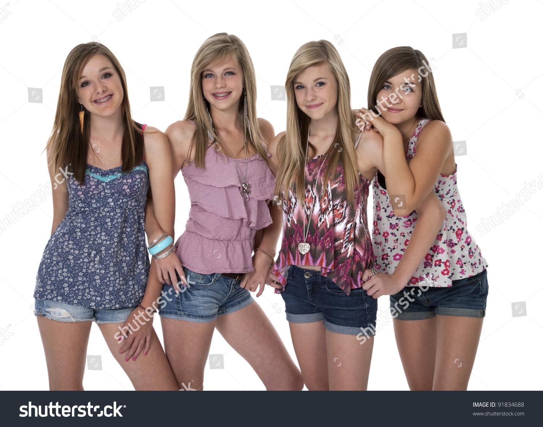 Teen Teenager Stock Photo 88