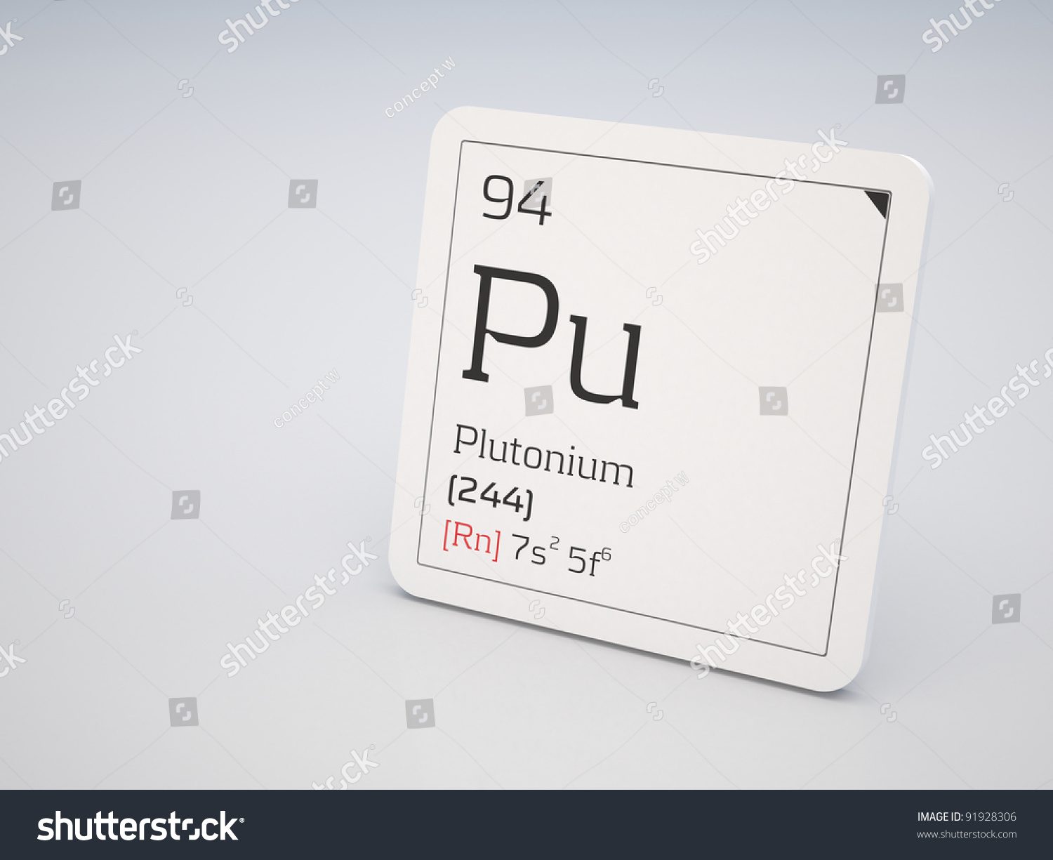 Plutonium element periodic table stock illustration 91928306 plutonium element of the periodic table gamestrikefo Image collections
