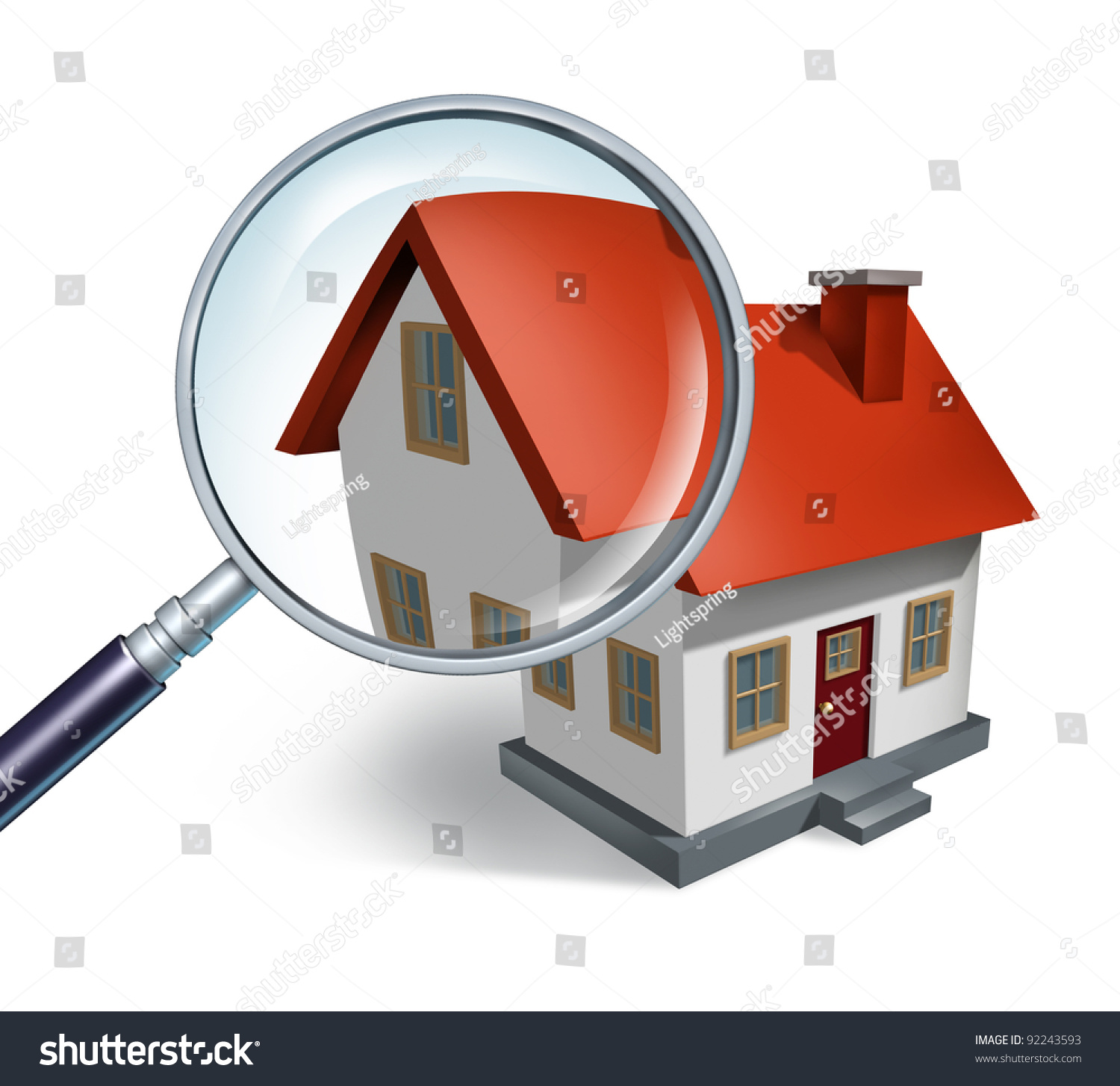 Z Homes For Sale Stock Photo House Hunting And Searching For Real
