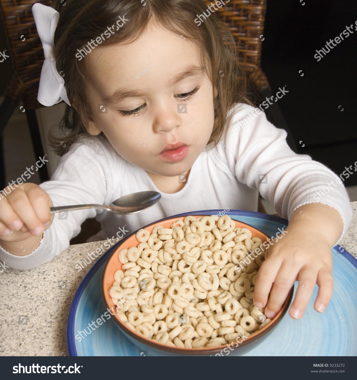 image Chick eats bowl of cum soup