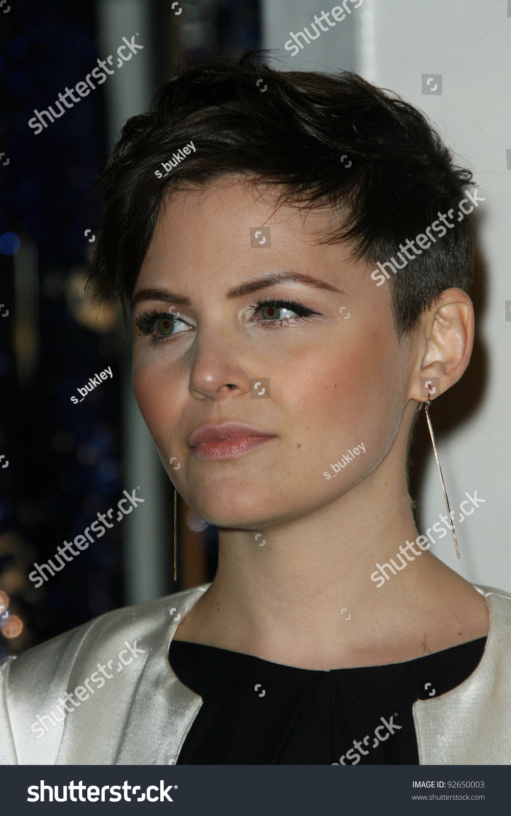 Ginnifer Goodwin Tom Ford Beverly Hills Stock Photo Edit Now