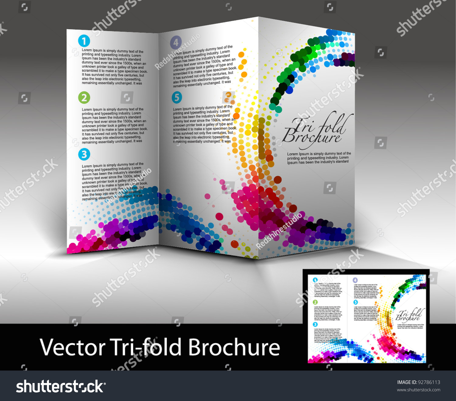 booklet template free best template design