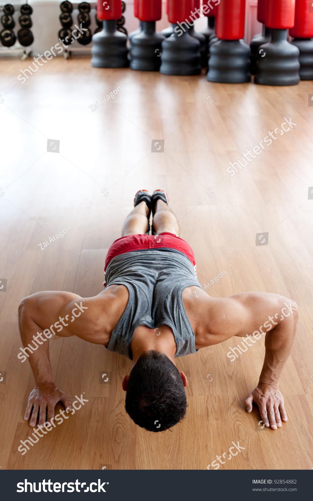 how to start doing push ups