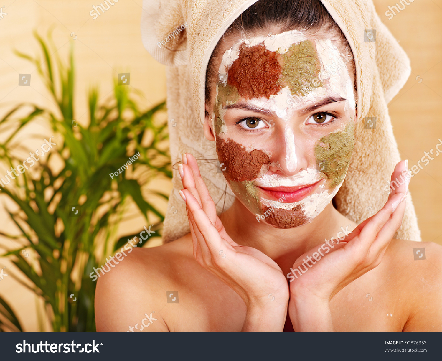 homemade facial product