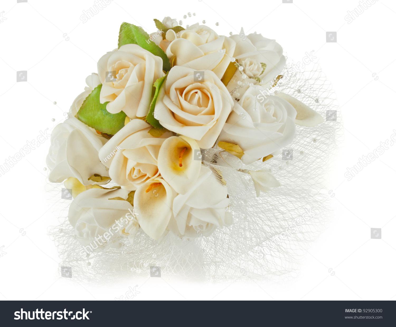 Wedding Bouquet For Valentine 39 S Day Stock Photo 92905300